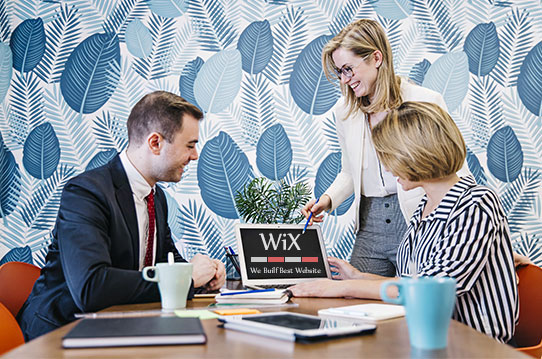 WIX-WEBSITE