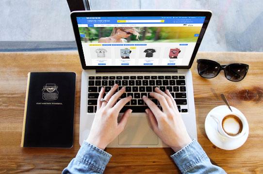 pretashop e-commerce