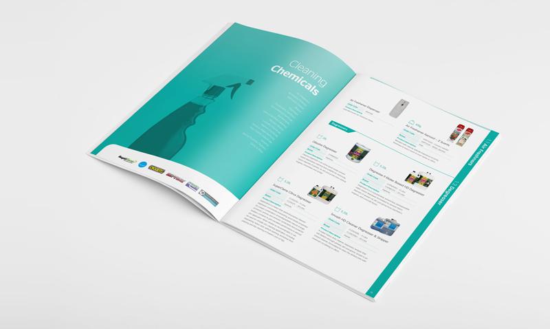 Catalogue Designing